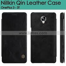 nillkin qin leather case oneplus 3 3t