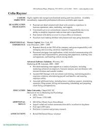 Sample Resume Objective Statements Administrative Assistant New