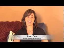 Laura's Shaklee Story 2013 - YouTube