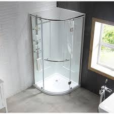 corner shower stalls.