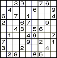 Sudoku Puzzel Solver A Sudoku Solver In Java Implementing Knuths Dancing Links Algorithm