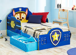 PAW Patrol Toddler Beds With Storage Also Toddler Bed Minnie Mouse And Toys  R Us Toddler Beds
