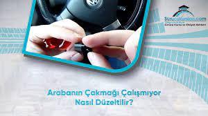 Arabanın Çakmağı Çalışmıyor Nasıl Düzeltilir? - SürücüKursları.com