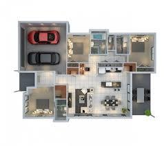 3 Bedroom Apartment In Dubai Creative Collection Custom Design