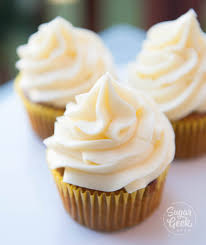 Cream Cheese Frosting Classic Recipe Sugar Geek Show