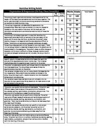 4th Grade Staar Narrative And Expository Writing Rubric