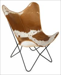 Furniture Wonderful Faux Cowhide Chairs Leopard Folding Chair