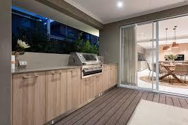 Enclosed Alfresco Designs Alfresco Outdoor Kitchen Designs The Maker