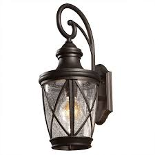 allen roth castine h rubbed bronze outdoor wall light replace back porch wall light