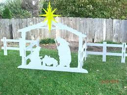 outdoor nativity le outdoor wooden nativity set nativity set patterns outdoor ideas wooden le for outdoor