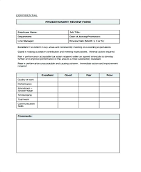 Appraisal Sheet Cool Free Performance Review Template General Manager Employee Form