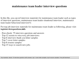 interview questions team leader interview questions team leader military bralicious co