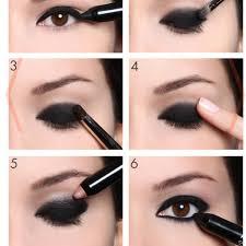 dark eye makeup 01