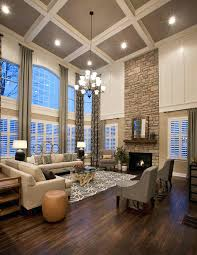 chandelier for high ceiling living room stunning ceilings hanging chandeliers interior design 20