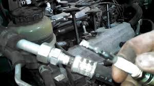 Spark plug replacement 2000 Toyota Rav4 2.0L plug wires Install ...