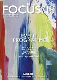 Focus/18 - The Programme by Design Centre Chelsea Harbour - issuu