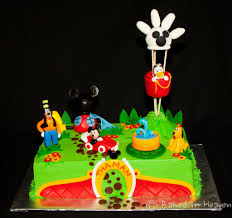Mickey Mouse Clubhouse Cake Decorations Best Of Decoration Play Doh