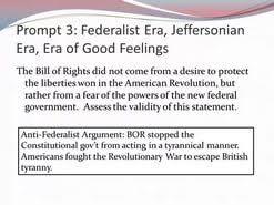 era of good feelings essay questions  era of good feelings essay questions