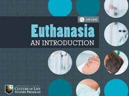 euthanasia an introduction culture of life studies euthanasia an introduction student handouts