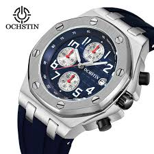 <b>Ochstin Multifunctional Men'S</b> Watch Running Second Sports ...