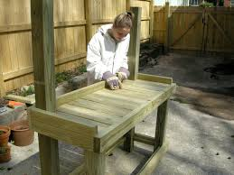 Potting Benches Diy Archives Westview Bungalow
