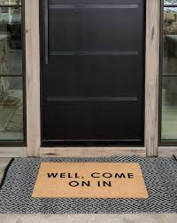 Well, Come On In Doormat – McGee & Co.