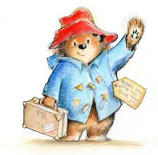 R.W. Alley, Illustrator of Paddington Bear, Little Enzo, and Elf-Help Books  | Paddington bear, Bear art, Bear sketch