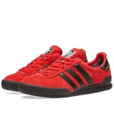 adidas red shoes. image is loading new-adidas-originals-jeans-gtx-goretex-black-red- adidas red shoes