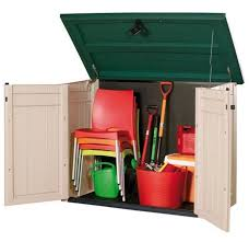 keter it out xl plastic garden storage box 1300 litre capacity