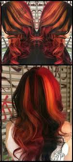 Dyed Hair Razordolls