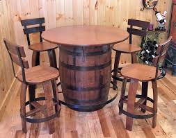 additional cost for footrest and stools bistro table