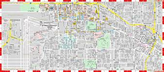 maps update  tourist attractions map in las vegas – las