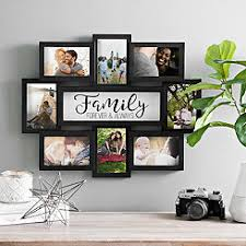 multiple picture frames family. Family 8-Opening Dimensional Collage Frame Multiple Picture Frames