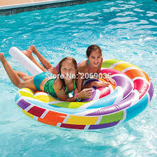 pool floats for kids. Unique Kids 200cm Giant Rainbow Inflatable Lollipop Child Pool Float Huge Candy  Floating Raft Water Party Kids Fun With Floats For U