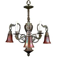 lighting 50 off selected items converted 19th century gas chandelier for