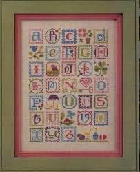 The Four Seasons Cross Stitch Patterns Kits Page 16