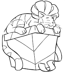 Christmas Presents Coloring Sheets   cheminee.website