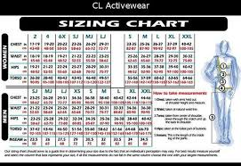 Gymnastics Leotard Size Chart Discount Leotards Cl Activewear Gymnastics Leotard Leo