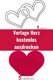 5, 2 , 3, 4 , 5, 6 und 6. Herz Vorlage Zum Download Herz Vorlage Bucher Falten Vorlage Herzschablone