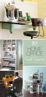 office diy ideas. diy home office for small spaces u2022 ideas u0026 tutorials diy