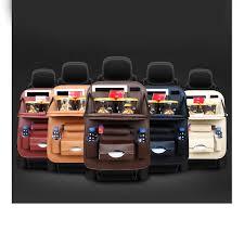 <b>Car</b> Back Seat Organizer with Kids Toy Bottles Storage <b>Foldable</b> ...