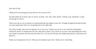 Letter Of Gratitude To Boss Quote A Letter Of Gratitude And Thanks Appreciation Format Email