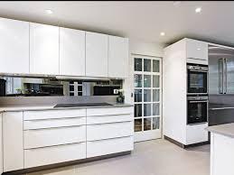 White High Gloss Kitchen Cabinets Kitchen Cabinets High Gloss White Modern Kitchen Cabinets