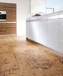 cork flooring kitchen. Perfect Kitchen Cork Can Be Used In Virtually Any Space  Here A Fabulous Kitchen  Installation Baby Green 011712 With Flooring Kitchen