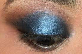 elegant blue eyes makeup tutorial 5 1 1