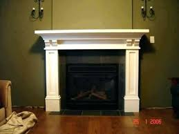 craftsman style fireplace mission mantel winsome plans free garden is like mantels designs inspirational design