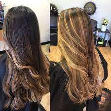 Light Brown Roots Dark Brown Hair Before And After Transformation Dark Black Brown Roots To
