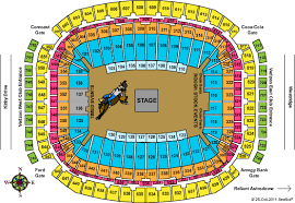 Images And Places Pictures And Info Houston Rodeo Seating