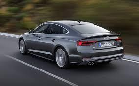 2018 audi rs5 sportback. exellent sportback 2018 audi a5 sportback revealed ahead of 2016 paris auto show in audi rs5 sportback b