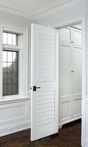 Interior Doors Plantation Louvered Doors Interior Doors Lowes ...